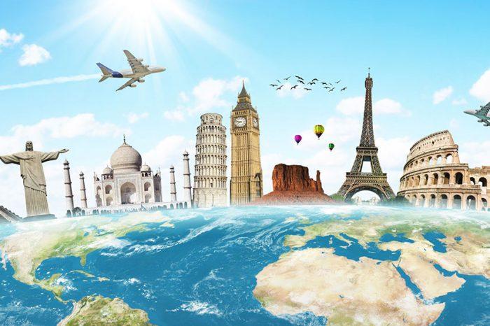 Paris, Venice & Rome